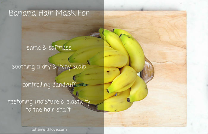 How To Make Hair Mask For Dry Hair Healthy Snack At The Same Time