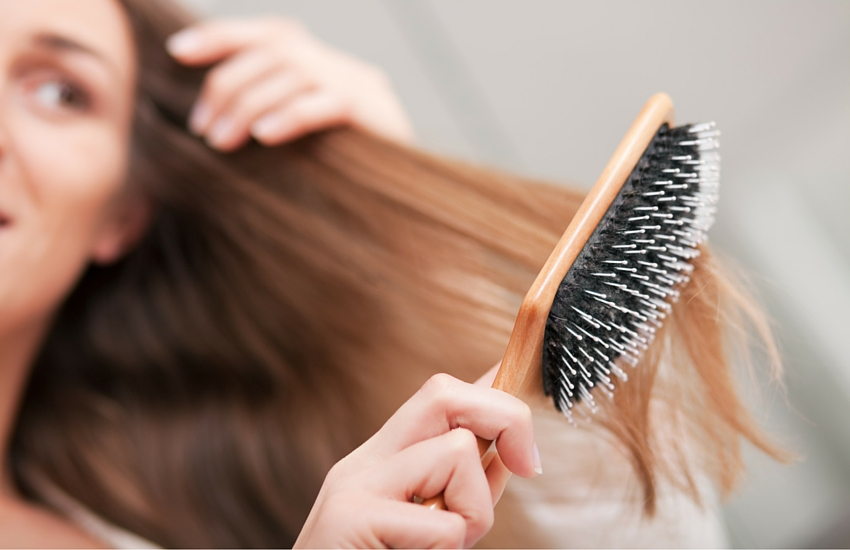 hair tips to prevent hair damage when brushing
