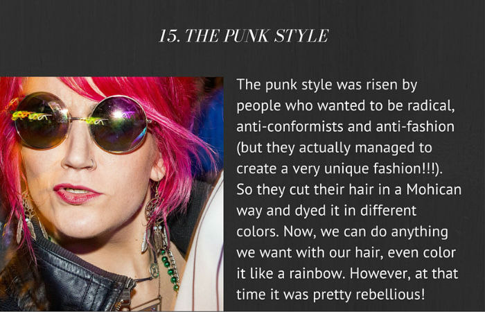 The Punk Style