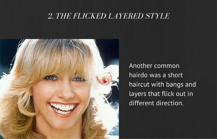 The Flicked Layered Style