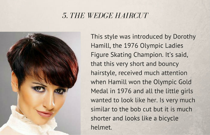 The Wedge Haircut