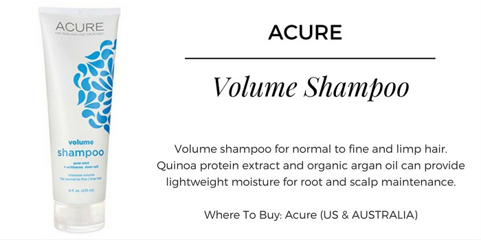 Acure Organics Shampoo Pure Mind And Echinacea Stem Cell