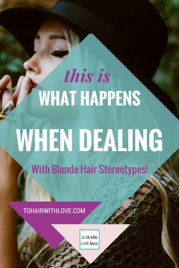This Is What Happens When Dealing With Blonde Hair Stereotypes!