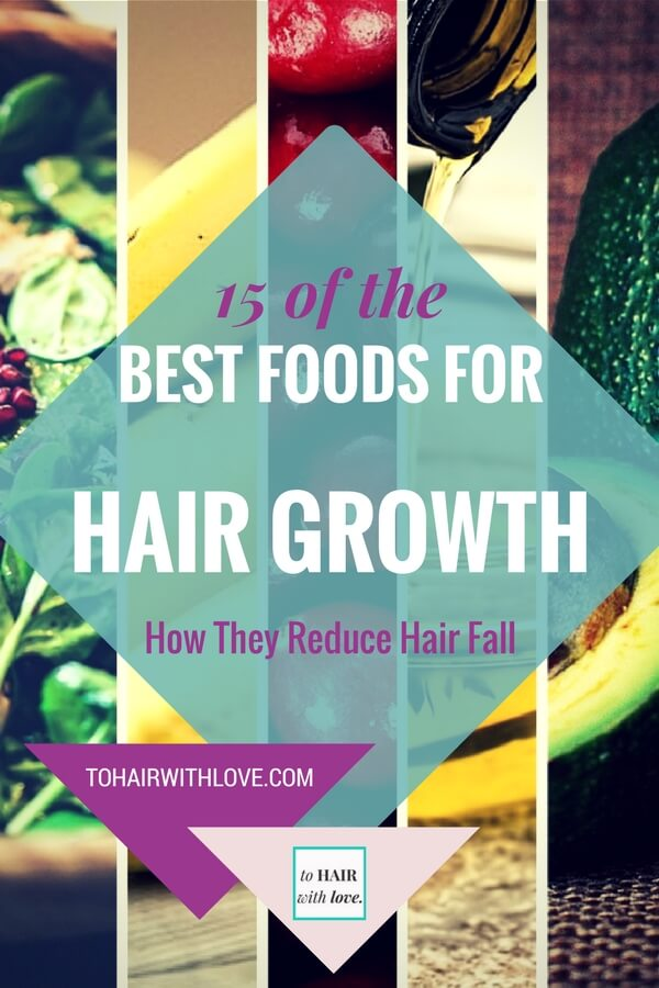 15 Of The Best Foods For Hair Growth And How They Reduce Hair Fall